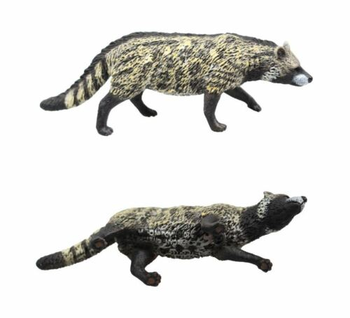 Collecta 88824 African Civet Miniature Animal Figure Toy