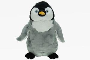 38cm hoch Arktis & Antarktis Uni-Toys  großer Pinguin ca