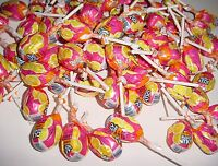 Jolly Rancher lollipops Pink Lemonade eighteen Pops low Shipping Cost