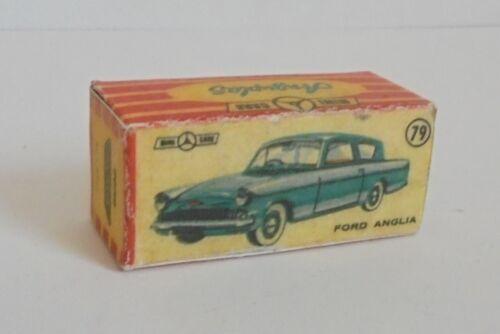 Repro Box Anguplas Nr.79 Ford Anglia