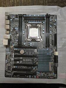 Intel i7 X-Series CPU + full ATX X79 motherboard + 12GB RAM + GPU