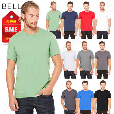 NEW <b>Bella</b> Canvas Unisex Heavyweight 5.5 oz. Crew Neck S-XL T ...