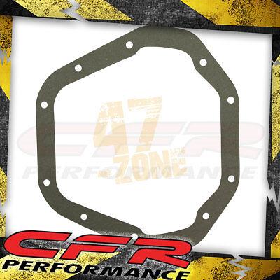 Rear End Differential Cover Gasket Fits Dana 44 Bolt Gray Fiber