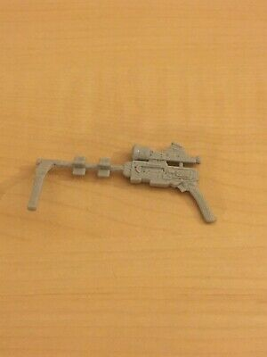 GI Joe g.i Capt Grid-Iron v1 MISSILE rocket gridiron Vtg weapon 1990 accessory