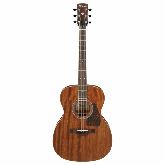 Ibanez Artwood Ac340 Acoustic Guitar Open Pore Natural For Sale Online Ebay