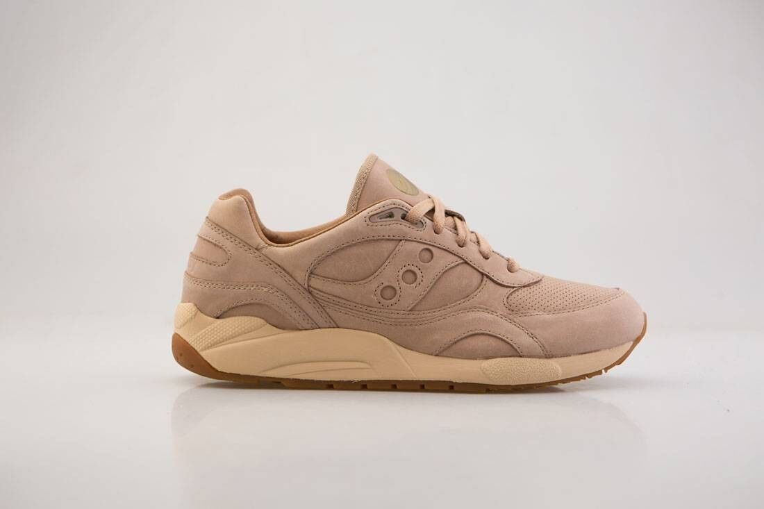 119.99 Saucony Men G9 Shadow 6 - Veg Tan brown tan S70314-1