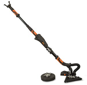 Drywall-Sander-WEN-120-Volt-5-Amp-15-Foot-Hose-Dual-Head-Corded-Variable-Speed