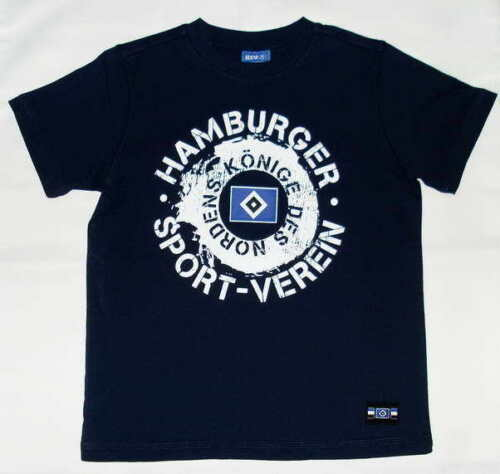 140-164 NEU HSV Hamburger SV Kinder T-Shirt Gr