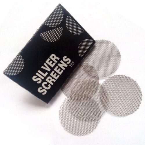 100* Multi functional Hookah Water Pipe Metal Filters Smoke Pipes Screen Gauze
