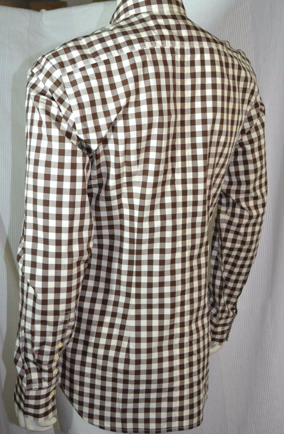 NEU   PAUL SMITH LONDON herren hemd Herren Ober Hemd chemise L neu  NEW edel