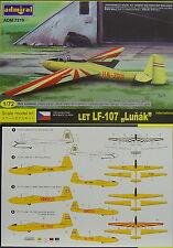 "Let LF-107 ""Lunak"" International , 1:72,  Admiral , NEU"