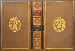 Details about PRIZE BINDINGS Thomas Arnold HISTORY OF ROME Trinity College  Dublin 1857 3 Vols