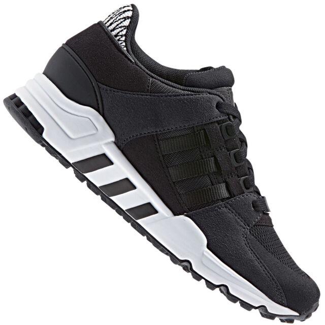adidas Equipment Support J Shoes EQT Sneaker Black Carbon Bz0259 NMD ... 3745813ea2ab