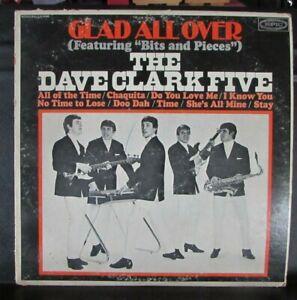 """The Dave Clark Five """"Glad All Over"""" 1964  Original Epic, Mono"""