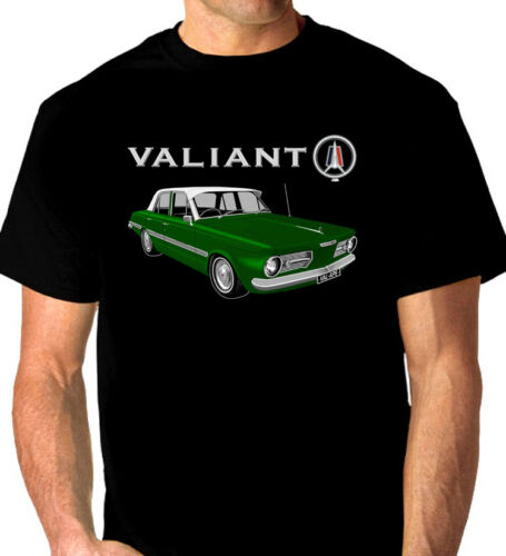 VALIANT  AP6  REGAL  SEDAN   QUALITY BLACK TSHIRT 9 CAR COLOURS BIG FIT