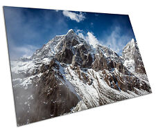 MOUNT EVEREST WALL ART LARGE A1 POSTER 33 X 23 INCH