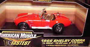 1966-Shelby-Cobra-Red-1-18-Ertl-American-Muscle-32760