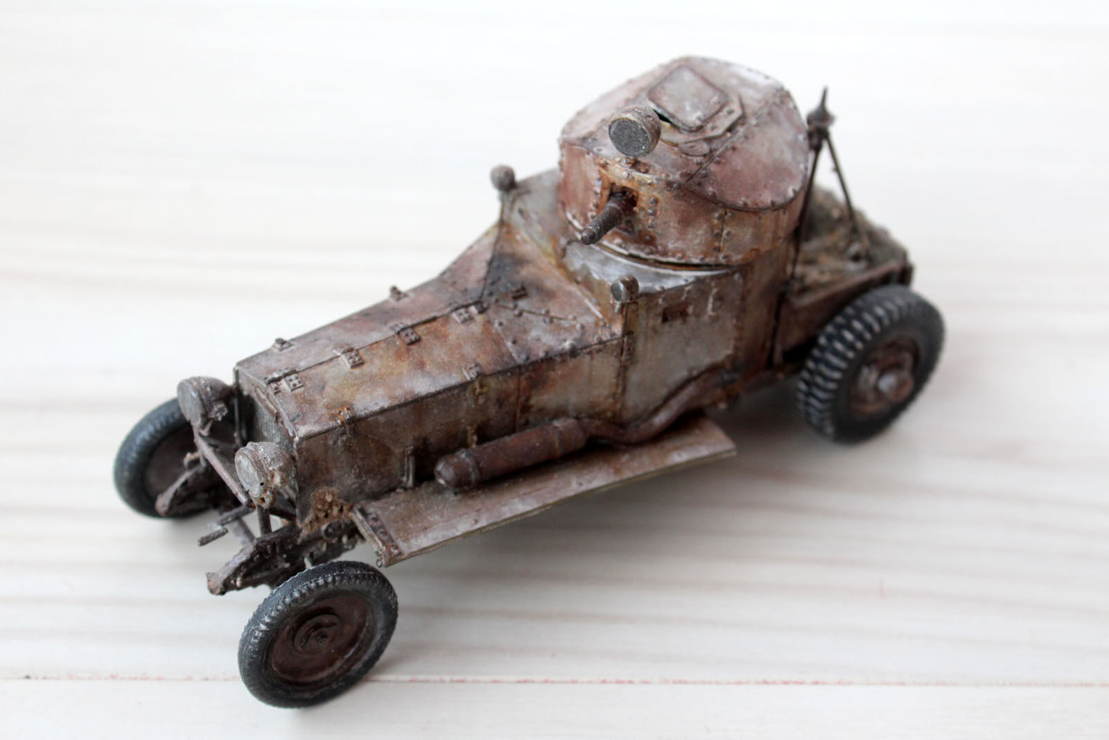 Rolls royce c 68 1 35 scale Armored scratch