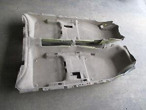 Innenraumteppich Audi A4 B6 8e Teppich Innenraum Beige Twist