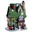 NUOVO-Lemax-Village-COLLECTABLES-Fiore-Patch-House-miniatura-FAIRY-GARDEN miniatura 1