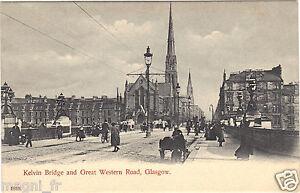 Koenigreich-Uni-Kelvin-Bridge-und-Great-Western-Road-Glasgow-G8859