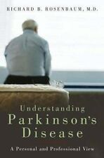 Understanding Parkinson's Disease: A Personal and Professional View-ExLibrary