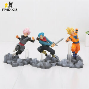 Dragon-Ball-Z-Super-Soul-X-Son-Goku-Trunks-PVC-Action-Figures-Model-Toys