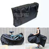 sundely Bicycle Carrying Bag Carry Pack Storage Cycling Carrier Bag 1680D