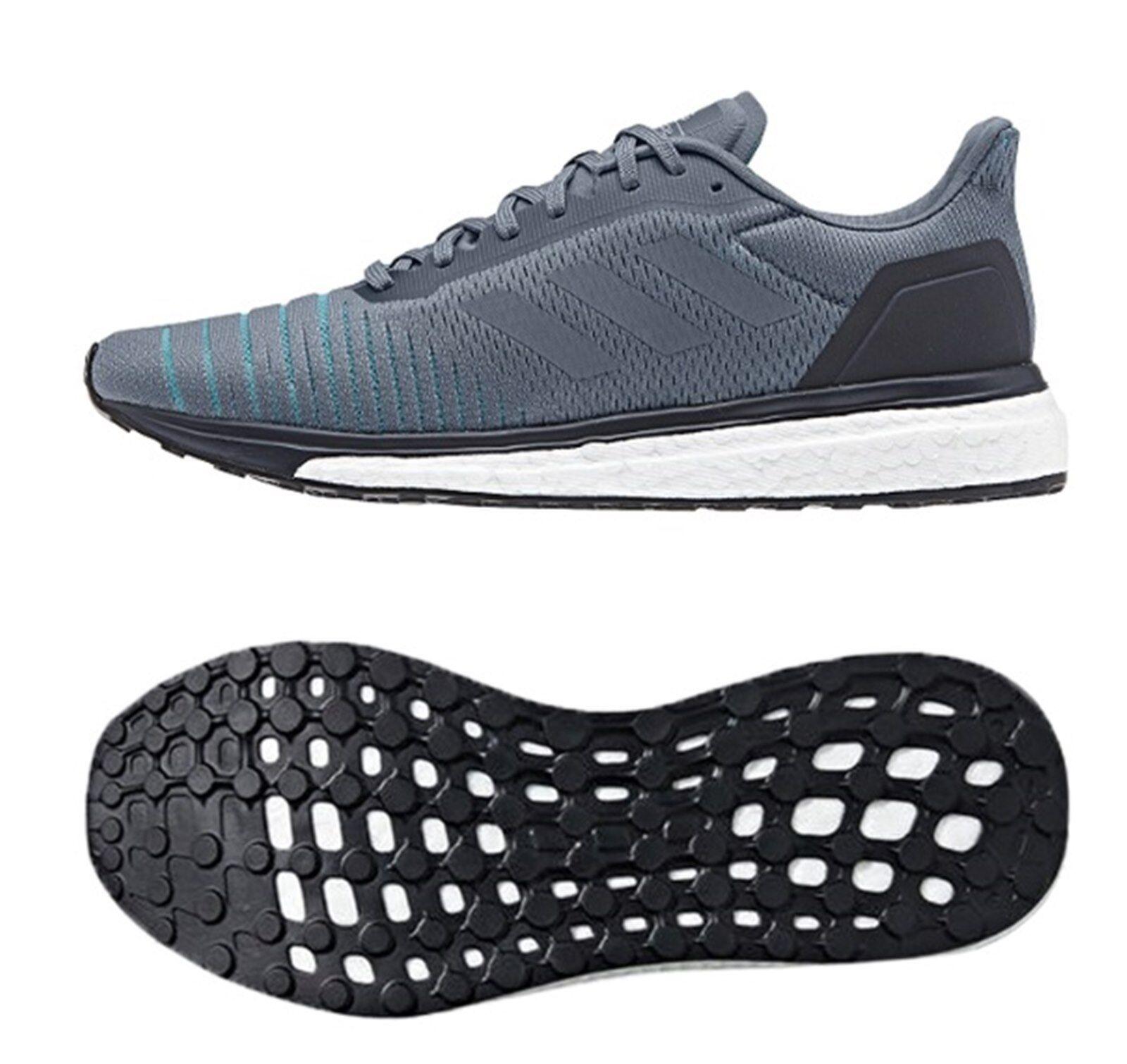 Adidas mannen Solar Drive Training schoenen hardlopen Navy wit sportschoenen schoen AC8133