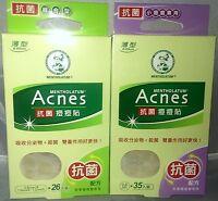 Mentholatum Acnes Pimple Sticker Patches (2 Options), 61 Pcs