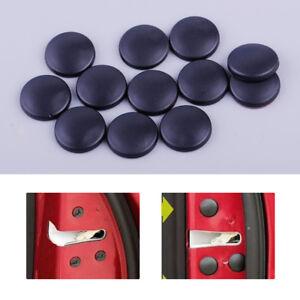 12stk-Auto-Innentuer-Schrauben-Kappe-Abdeckkappe-Schutzkappe-Door-Lock-Screw-19mm