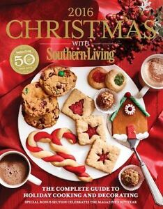 Christmas with southern living 2016 inspired ideas for holiday stock photo christmas with southern living 2016 the complete guide to holiday cooking and forumfinder Choice Image