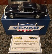 LANE EXACT DETAIL 1/18 #206SC 1967 YENKO CAMARO 427 1 Of Only 2754!
