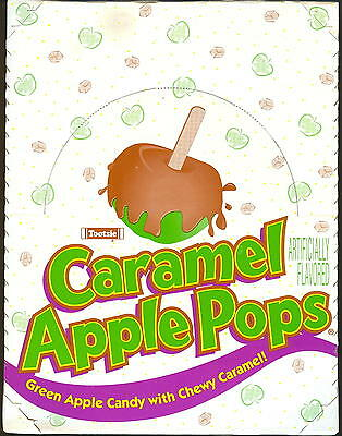 Caramel Apple Pops By Tootsie Roll Ebay