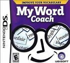 My Word Coach (Nintendo DS, 2007)