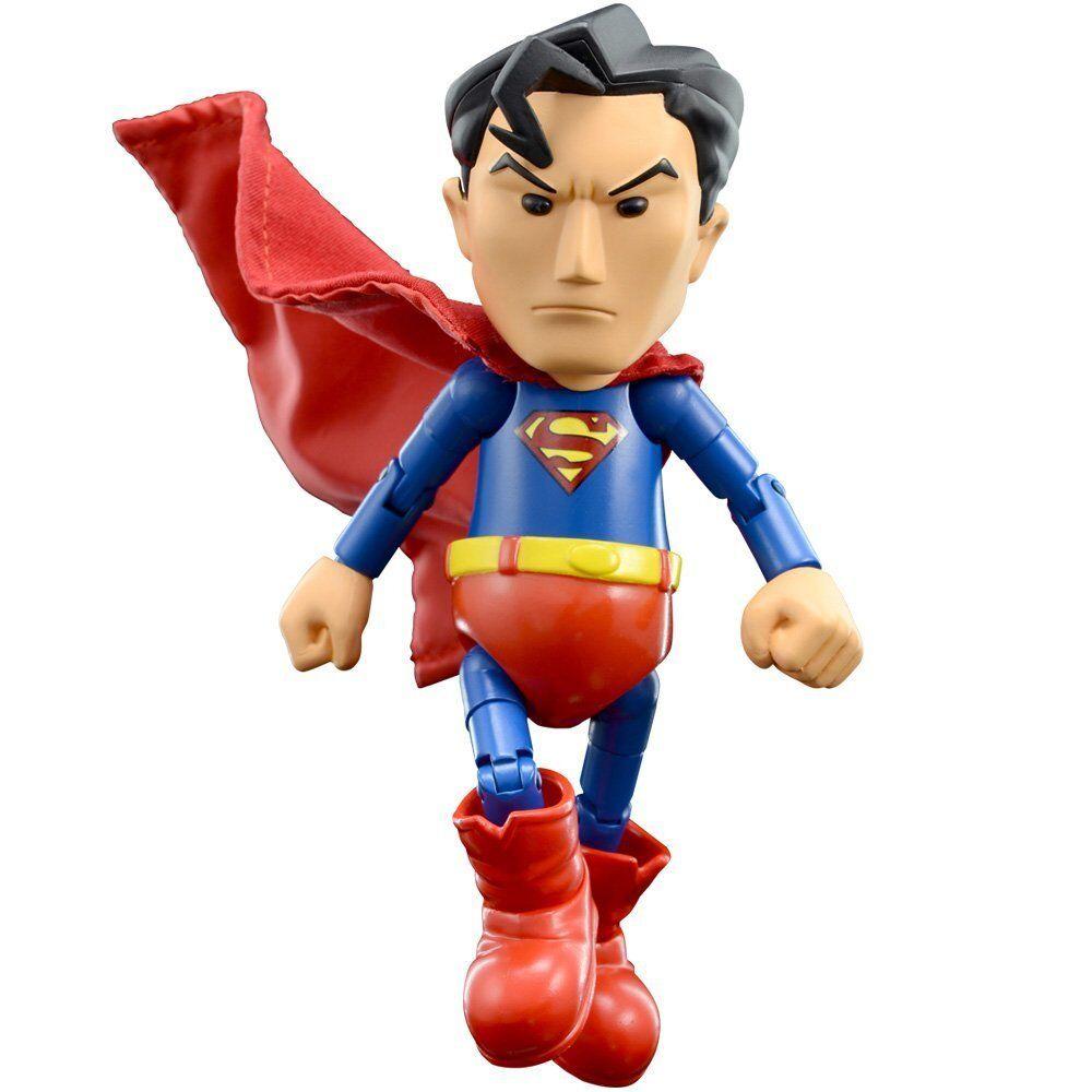 SUPERMAN SUPER MAN ibrido in metallo HMF  007 Eroe herocross ACTION FIGURE DI GIUSTIZIA
