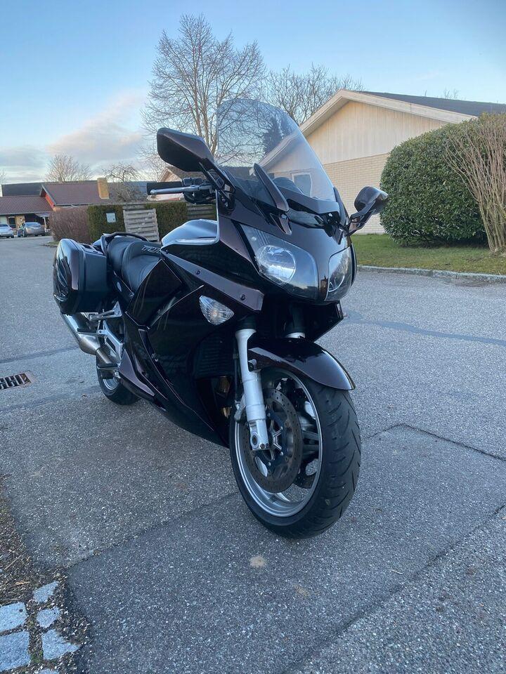 Yamaha, Fjr 1300, 1298 ccm