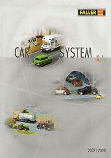 "Faller 2007 ""Car System"" Catalogue"