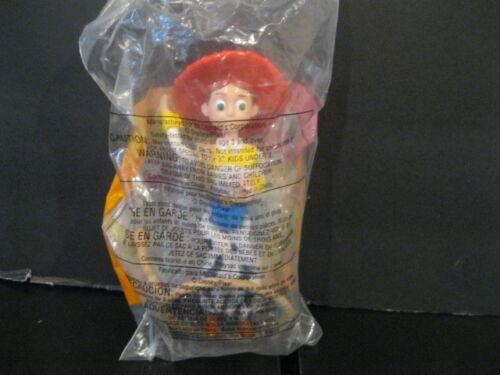 """Toy Story 2  /""""Jessie Figurine with Accessory/""""  NIP McDonald/'s 1999"""