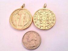 La Medalla Jubilar De San Benito Para Protecion De Mal Amigo