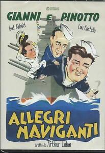 Allegri-naviganti-1941-DVD