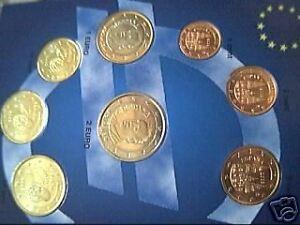 1999 Spagna 8 Monete 3,88 Euro Fdc Espagne Spanien Spain Espana Испания