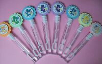 8 Care Bears Bubble Wands, Birthday, Party Favors