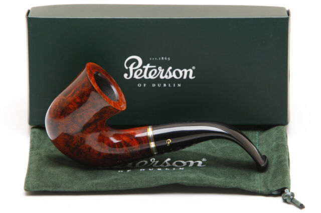 Peterson Kinsale XL11 Smooth Tobacco Pipe Fishtail