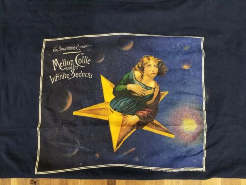 EUC Smashing Pumpkins Shirt Mellon Collie Infinite