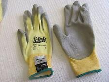 Pkg. of 12 Dupont G-Tek Kelvar Rubber Coated Gloves 09-K1250 SMALL. Sealed Pkg.
