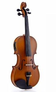 Fever-Acoustic-Electric-Violin-Full-Size-4-4-Case-Bow