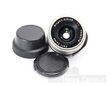 Carl Zeiss Biogon T* 28mm f2.8 Lens G Mount G1 G2 Camera