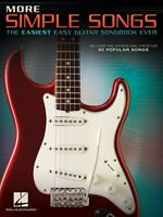 More Simple Songs Sheet Music The Easiest Easy Guitar Songbook Ever 000172392