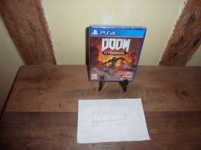 Doom Eternal (Includes BattleMode) Sony PS4 Brand New Sealed